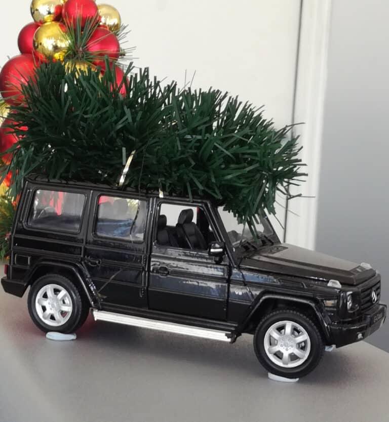 Christmas G-Class